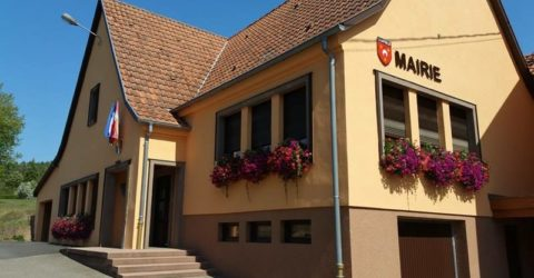 Mairie d'Erckartswiller